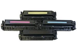 HP 305X Black & 305A Color Toner Set for LaserJet 300 M375nw 400 M451