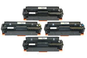 HP CF410X/11X/12X/13X Black & Color High Yield Toner Set for M452 M477