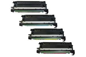 HP 507A Black & 507A Color Toner Set for LaserJet M551 M575 M570