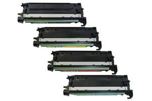 HP 507X Black & 507A Color Toner Set for LaserJet M551 M575 M570dn