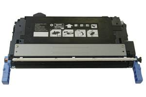 HP Q5950A 643A Black Laser Toner Cartridge for LaserJet 4700 Printer