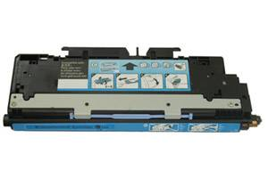 HP Q7581A Cyan Laser Toner Cartridge for Color LaserJet 3800 CP3505