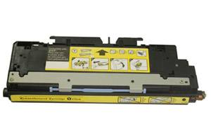 HP Q7582A Yellow Laser Toner Cartridge for Color LaserJet 3800 CP3505