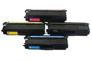 Brother TN-315 Black & Color Compatible High Yield Toner Cartridge Set