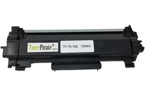 Brother TN-760 Compatible Toner Cartridge w/Chip HL-L2350 HL-L2370DW
