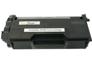 Brother TN-880 Super High Yield (12K) Compatible Toner Cartridge