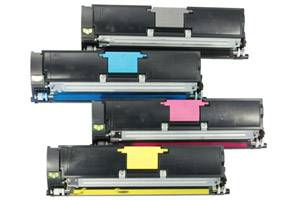 Xerox Phaser 6115/6120 4-Pack High Yield Black & Color Toner Combo Set
