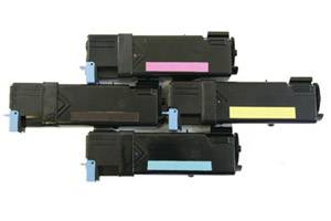 Xerox Black & Color Compatible High Yield Toner Set for Phaser 6500