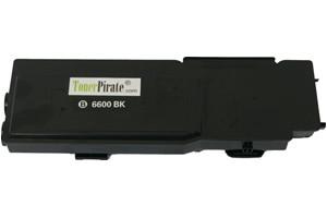 Xerox 106R2228 Black Compatible High Yield Toner Cartridge Phaser 6600