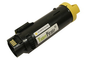 Xerox 106R03692 Yellow Compatible 4.3K Yield Toner for Phaser 6510