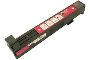 HP CB383A Magenta Toner cartridge for Color LaserJet CP6015 CM6030 CM6040 MFP