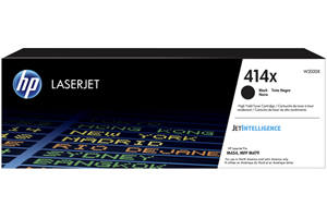 HP W2020X 414X Black OEM Genuine Toner Cartridge for M454 M479