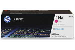 HP W2023A 414A Magenta OEM Genuine Toner Cartridge for M454dn M454dw