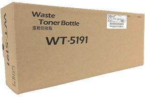 Kyocera WT-5191 OEM Genuine Waste Toner Bottle for Taskalfa 406CI