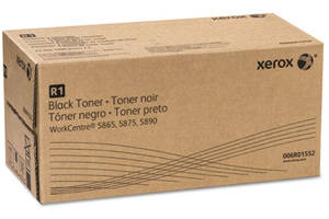 Xerox 6R1552 Black [OEM] Genuine  Toner Cartridge (2PK) for WorkCentre