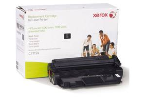 HP C7115X Extended Yield Replacement Laser Toner Cartridge 3300 1200