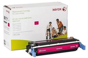 HP C9723A / 23A Magenta Replacement Laser Toner Cartridge LaserJet 460