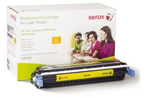 HP C9732A 645A Yellow Replacement Toner Cartridge LaserJet 5500 5550