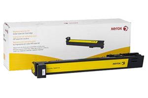 HP CB382A Yellow Replacement Toner Cartridge for CP6015 CM6030 CM6040