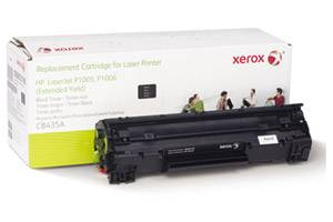 HP CB435A Extended Yield Replacement Toner Cartridge LaserJet P1002