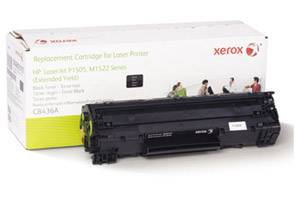 HP CB436A Extended Yield Replacement Toner Cartridge LaserJet M1522