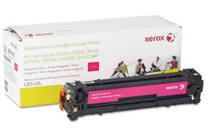 HP CB543A Magenta Replacement Toner Cartridge LaserJet CP1215 CP1515