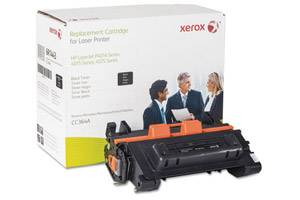 HP CC364A 64A Black Replacement Toner Cartridge LaserJet P4014 P4015