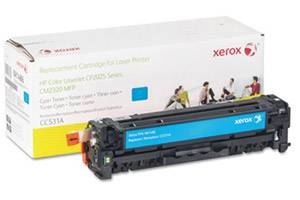 HP CC531A Cyan Replacement Toner Cartridge for Laserjet CP2025 CM2320