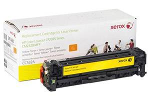 HP CC532A Yellow Replacement Toner Cartridge LaserJet CP2025 CM2320