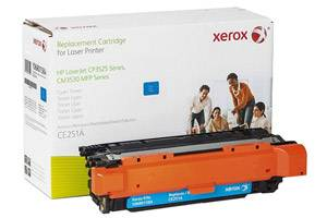HP CE251A Cyan Replacement Toner Cartridge Laserjet CM3530 CP3525