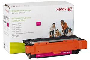 HP CE253A Magenta Replacement Toner Cartridge Laserjet CM3530 CP3525