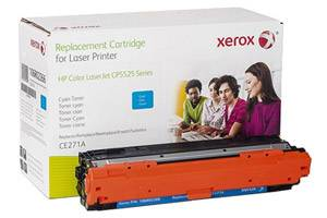HP CE271A Cyan Replacement Toner Cartridge for Laserjet Pro CP5525