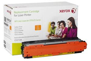 HP CE272A Yellow Replacement Toner Cartridge for Laserjet Pro CP5525