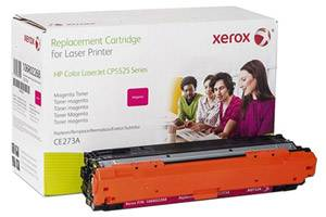 HP CE273A Magenta Replacement Toner Cartridge for Laserjet Pro CP5525