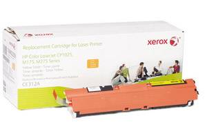 HP CE312A 126A Yellow Replacement Toner Cartridge Laserjet Pro CP1025