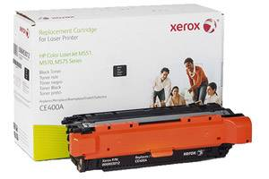 HP CE400A 507A Black Replacement Toner Cartridge LaserJet M551 M575