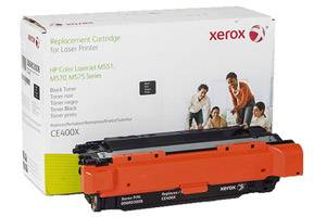 HP CE400X 507X High Yield Black Replacement Toner Cartridge M551 M575