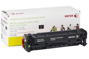 HP CE410X 305X Black Replacement High Yield Toner Cartridge