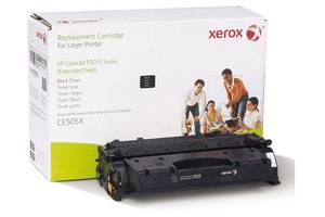 HP CE505X Black Extended Yield Replacement Toner Cartridge for LaserJet P 2055
