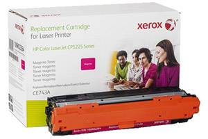 HP CE743A Magenta Replacement Toner Cartridge for Laserjet Pro CP5225