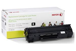 HP CF283A 83A High Yield Replacement Toner for LaserJet M125nw M225dn