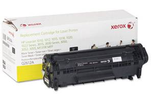 HP Q2612A 12A Replacement Toner Cartridge LaserJet 1010 1015 3020 3030
