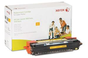 HP Q2672A 72A Yellow Replacement Laser Toner Cartridge LaserJet 3500