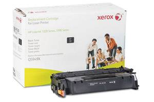HP Q5949X Replacement High Yield Toner Cartridge for LaserJet 1320
