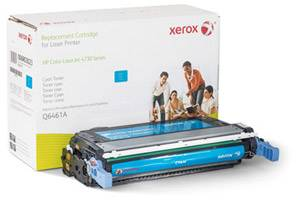 HP Q6461A Cyan Replacement Toner Cartridge Color LaserJet 4730 CM4730