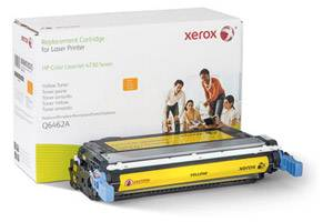 HP Q6462A Yellow Replacement Toner Cartridge LaserJet 4730 CM4730