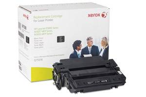HP Q7551X Replacement Toner Cartridge for LaserJet M3027 M3035 P3005