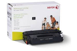 HP Q7553X Replacement Extended Yield Toner Cartridge for P2014 P2015
