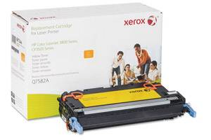 HP Q7582A Yellow Replacement Laser Toner Cartridge LaserJet CP3505