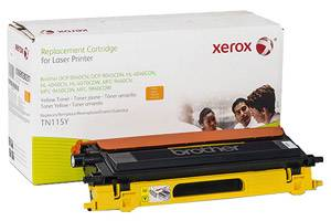Brother TN-115 Yellow Hi-Yield Replacement Toner Cartridge DCP-9040